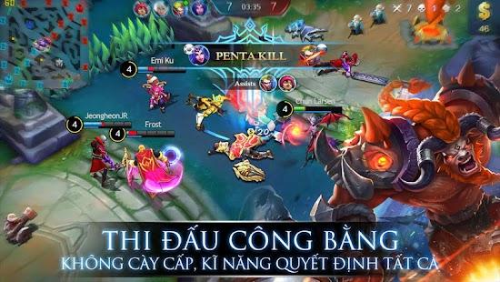 Mobile Legends: Bang bang Cho Android