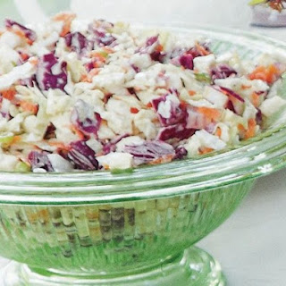 Spicy Coleslaw from 'Around the Southern Table'.