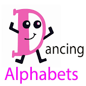 Dancing Alphabets - ABC Alphabets App for kids