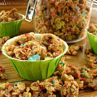 Rainbow Granola Recipe
