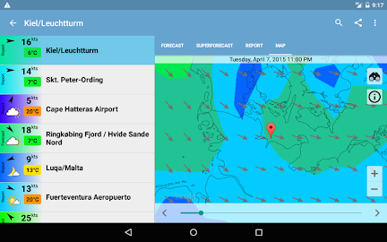 Windfinder Pro Screenshot 23