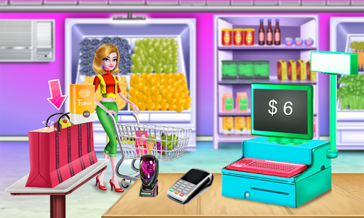 Supermarket Grocery Shopping Center 1.0.1 DreamHackers 2