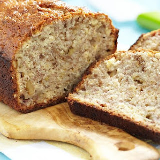 Olive Oil Honey Banana Bread