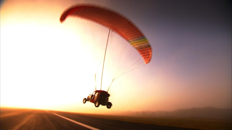 Incredible Flying Cars