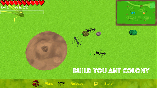 Ant Sim captures d'u00e9cran 2