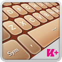 Keyboard Plus Gingerbread icon