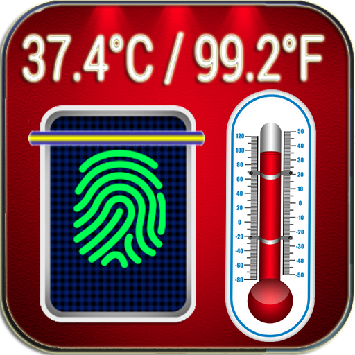 Fingerprint Fever Thermometer Prank