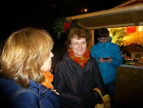 Photo: Selbst Pfarrgemeinderätinnen von Nachbarpfarren lassen sich den Besuch nicht nehmen.