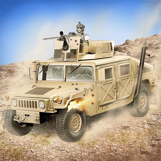 Army Truck Battle War Field 3D