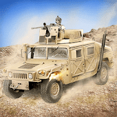 Army Truck Battle War Field 3D