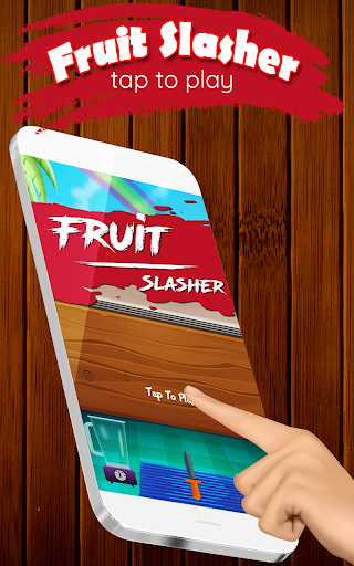 Code Triche Fruit Slasher Mania: Fruit Cutting Dart Games APK MOD screenshots 1