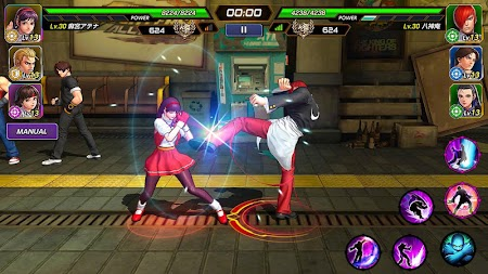 KOF ALLSTAR APK screenshot thumbnail 12