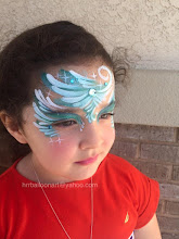 Photo: Face Painting by Heidi at event in Rancho Cucamonga, Ca. Call to book her at 888-750-7024