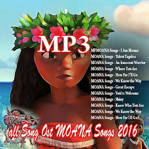 all Song Ost MOANA Songs 2016