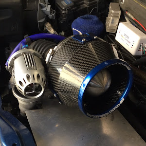 Nボックスカスタム JF1 + Custom G turbo Aパッケージ H26年式 青箱のカスタム事例画像 makukumaさんの2019年01月19日21:32の投稿