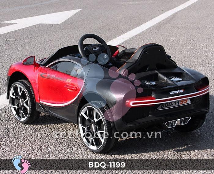 Xe hơi điện trẻ em BDQ-1199 McLaren 14