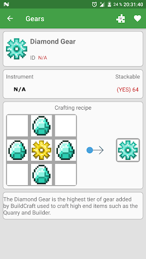Craft Master Pro - Guide for Minecraft and IC2  screenshots 6