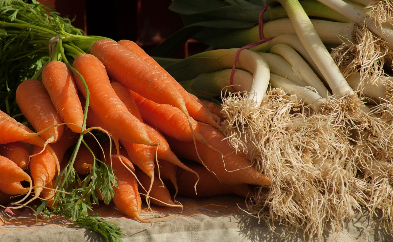Carrots and leaks