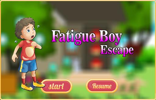 Free New Escape Game 56 Fatigue Boy Escape  screenshots 1