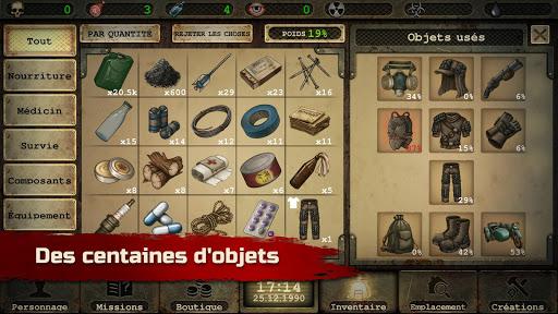 Code Triche Day R Survie APK MOD screenshots 3
