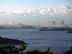 2008年元旦 瀬戸大橋を臨むイメージ
