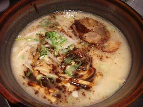 熟成焦がしマー油麺の画像