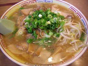 こまぎれチャーシュー麺の画像