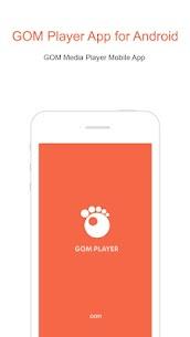 GOM Player Apk 1