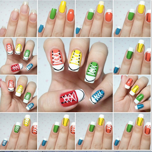 Nail art step by step designs android apps on google play nail art step by step designs prinsesfo Image collections