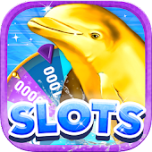 Golden Dolphin Slot Machine