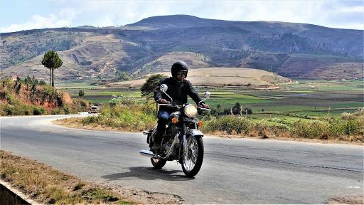 Madagascar à moto avec france moto voyages