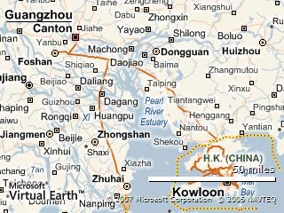 My corner of: So China