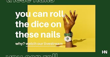Roll the Dice - Facebook Event Cover Template