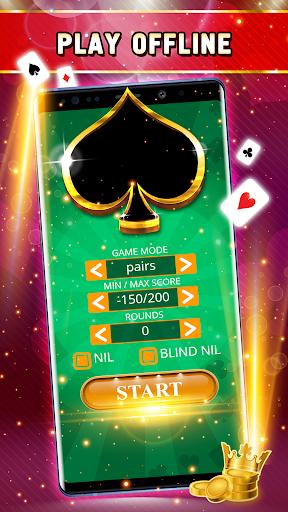 Spades Offline - Single Player apkdebit screenshots 4