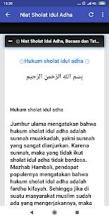 Eid Mubarak Al Adha Cara Niat Sholat Dan Berkurban - náhled