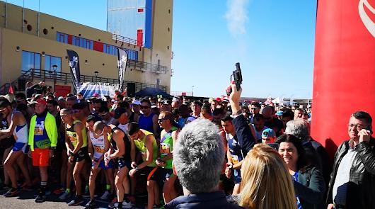 Suspendida la carrera '10 Km del Puerto de Almería'