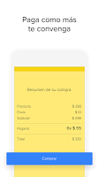 screenshot of Mercado Libre: Encuentra tus marcas favoritas