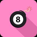 Explosive Billiard - Extreme Arcade PRO 8 Ball Top icon