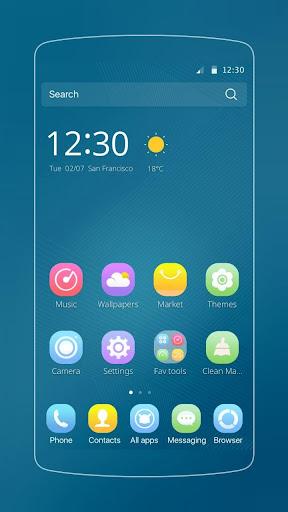 mod J7 Theme for Samsung Galaxy 1.1.7 screenshots 1