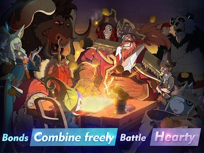 Fantasy Hero Tactics MOD (Unlimited Gold/Diamonds) 1