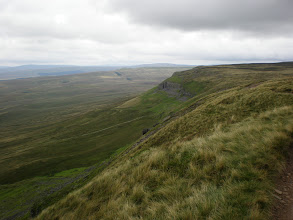 Photo: Ge down from Pen-y-Ghent