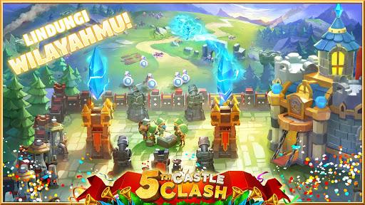 Castle Clash: Pasukan Perkasa  {cheat|hack|gameplay|apk mod|resources generator} 2