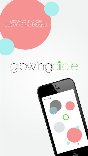 Growing Circle