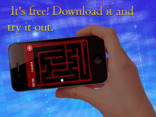 3D Maze Play