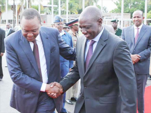 Ruto's options after losing Jubilee to Uhuru