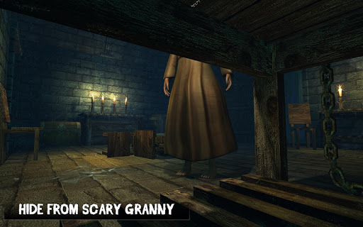 Scary Granny Ghost House 1.1.3 screenshots 11