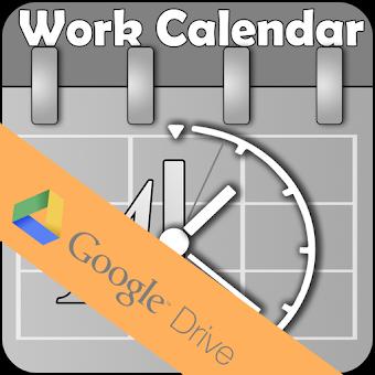 Work Calendar Google Drive