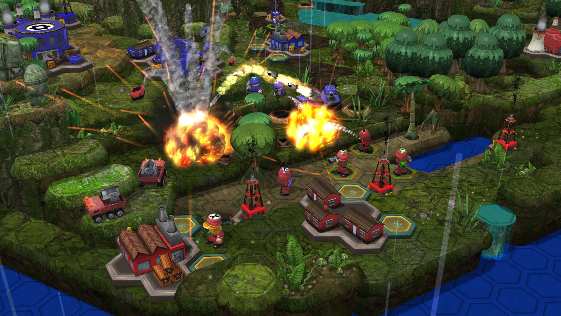 Epic Little War Game screenshot #5