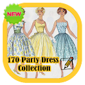 170 Party Dress Collection icon