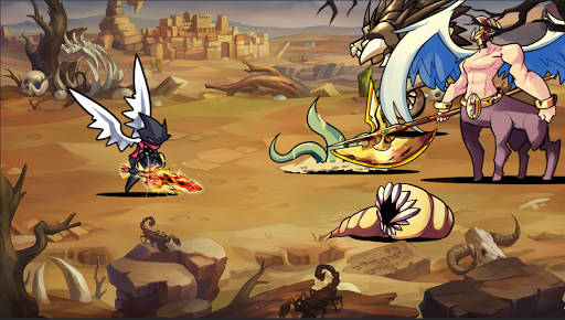 Grow Sword Master : Weapon Tap Clicker screenshots 13